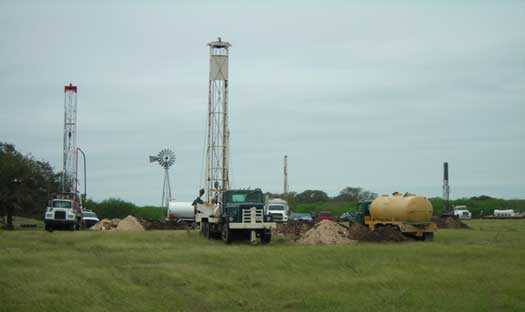 2007 Exploration Drilling Program at the Goliad ISR Uranium Project