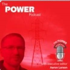 The Power Podcast logo